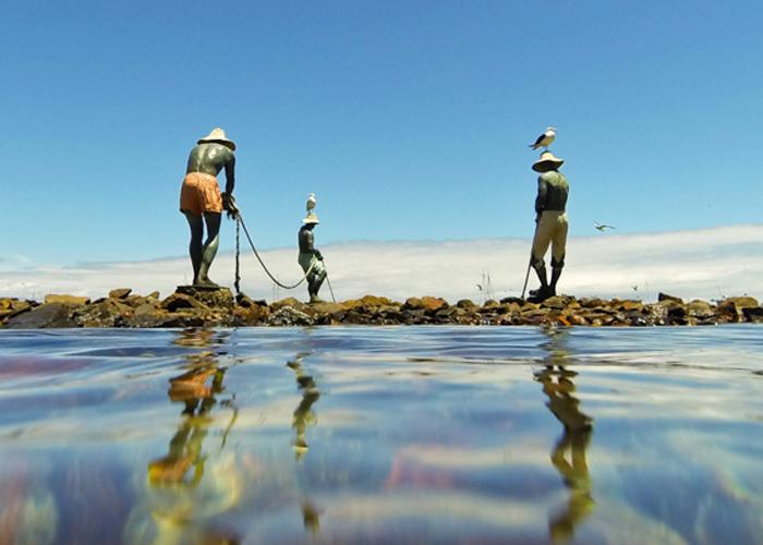 Escultura dos Pescadores